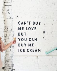 Inspiring Women You Want to Know: Jeni Britton Bauer of Jeni's Splendid Ice Cream Meet Jeni Britton Bauer, Founder of Jeni's Splendid Ice Cream Gelato, Can't Buy Me Love, My Love, Ice Cream Quotes, Quotes About Ice Cream, Ice Cream Clipart, Ice Cream Business, Foodie Quotes, Mantecaditos