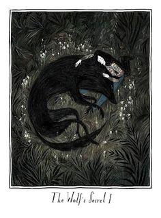 .: The Wolf's Secret