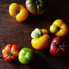 Be inspired by these tomatoes and just lie out in the sun for a bit.  photo by @markweinbergnyc. by food52