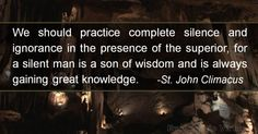 Virtue Quote Virtue Quotes, Silent Man, Knowledge, Cards Against Humanity, Wisdom, Saints, San Juan, Facts