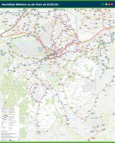 Mülheim an der Ruhr ist eine kleine deutsche Stadt, die etwa 175,000 Einwohner hat. Das Transportsystem ist mit den Nachbarstädten Müllheims verbunden: Essen, Duisburg und Oberhausen. Der Bau dieses Systems begann in den 60er Jahren in Essen und Müllheim. Die gegenwärtige Linie U18 wurde 1977 eröffnet. Die Route operiert meistens unterirdisch, obwohl sie in manchen Gebieten, wie z.B. A40, ebenerdig ist. #mulheim #u-bahn