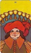 9 of Cups Morgan Greer Tarot