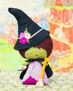 Noia Land: Elphaba