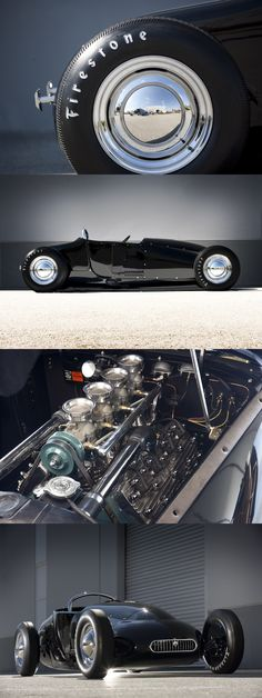 From car mechanic to Millionaire. BE ready Del Porto roadster, great photography of a very nice and unusual car.Classic Car Art&Design @classic_car_art #ClassicCarArtDesign
