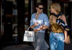 Street Style: 50 stilfulde øjeblikke fra Copenhagen Fashion Week - LUELLE