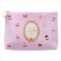 Amazon.com : Flat Pouch Small / Patisseries / Les Secrets LADUREE par MARK'S : Office Products