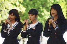 乃木坂46 (nogizaka46) Nishino Nanase (西野七瀬) Wakatsuki Yumi (若月佑美) Fukagawa Mai (深川麻衣)