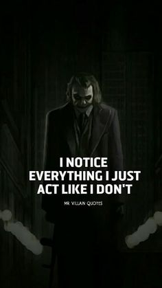 Joker Quotes, get some inspirations from these inspirational life quotes; wisdom… Joker Quotes, get some inspirations from these inspirational life quotes; 89 Joker Most Loved Quotes M Badass Quotes, Best Joker Quotes, Joker Qoutes, Crazy Quotes, Best Quotes, Love Quotes In Hindi, Quotes About Attitude, Inspiring Quotes About Life, Dark Quotes