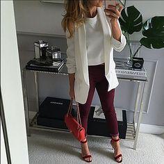 Instagram media by mint_label_ - #top Mint Label, dostępny w kolorze białym, roz36. Inne kolory, rozmiary na zamowienie #look #style…