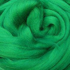 Merino Wool Tops - Kelly Green