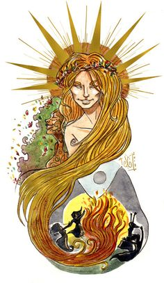 Litha - Summer Solstice Obviously in delay, but now I caught up all the pagan holidays so far! Next New Moon, Next Full Moon, Blessed Samhain, Capricorn Sign, Moon Calendar, Summer Solstice, Happy Summer, Ancient Greece, Pagan