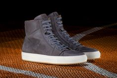 "GREATS Royale Court High ""Graphite and Honey Wheat"" Pack"