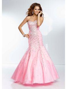 Beaded Prom Evening Formal Dresses 1104023