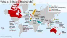 Who still has a monarch?