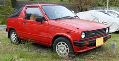 Suzuki Mighty Boy (kei car van 1983 to 1988)