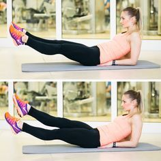 Pokud chcete získat do léta formu, je nejvyšší čas začít. Zvlášť jestli je vaší problémovou partií břicho. To totiž vyžaduje nejen racionální stravu, ale i správné cvičení na zpevnění ochablých svalů!