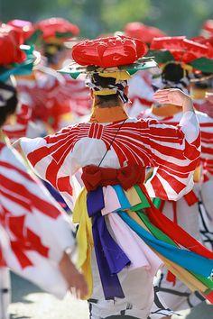 Sansa Festival #japan #iwate