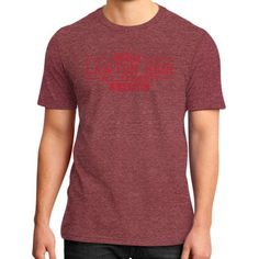 Lawton High District T-Shirt (on man)