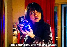 BOOM headshot, courtesy of the Captain. Naoko Mori, Doctor Who, John Barrowman, Joss Whedon, Captain Jack, Torchwood, Me Tv, Just Run, Dr Who