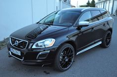 Volvo XC60 with HRE rims