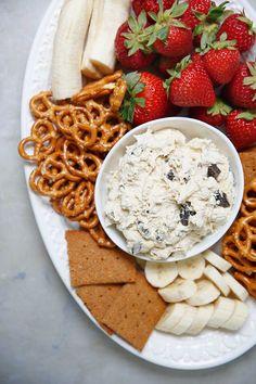 Gluten-free Edible Cookie Dough Dip | Lexi's Clean Kitchen