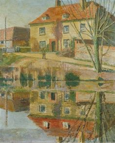 Charleston Farmhouse by Vanessa Bell - The Art Fund - national fundraising charity for works of art