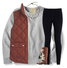 """""""another fall set for you! ☀️"""" by classynsouthern ❤ liked on Polyvore featuring L.L.Bean, NIKE, Madewell, Alex and Ani, NYX, Clinique, Kendra Scott, Too Faced Cosmetics, NARS Cosmetics and J.Crew"""