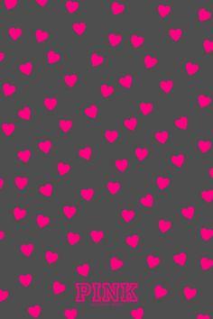 Victoria secret pink wallpaper iphone wallpapers обои, декупаж и картинки. Pink Wallpaper Iphone, Heart Wallpaper, Cute Wallpaper Backgrounds, Love Wallpaper, Cellphone Wallpaper, Pattern Wallpaper, Cute Wallpapers, Iphone Wallpapers, Pink Iphone