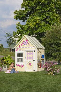 girl playhouses - Google Search