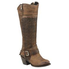 Black Star Women's Centaurus Knee-high Cowboy Boots