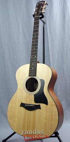 Taylor 114E Grand Auditorium Acoustic Electric Guitar
