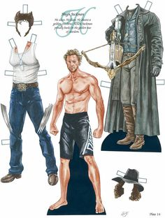 Action Stars Paper Dolls Dover Publications