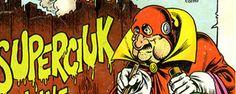 #Superciuk, un antieroe @sugarpulp #fumetti