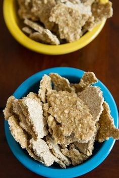 Vanilla Cinnamon Buckwheat Crispies – inspired by One Lucky Duck! raw, 5-ingredients, vegan, low in sugar, & gluten-free.