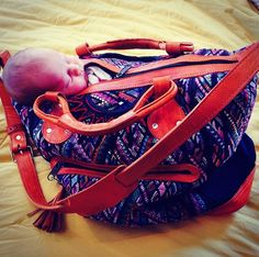 Ixchel Triangle Nim bag.