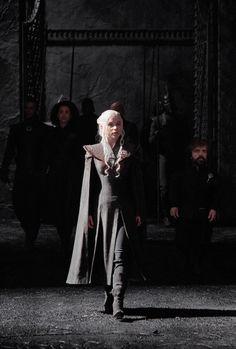 Daenerys Targaryen and Tyrion, season 7