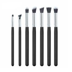 7PCS Cosmetic Makeup Brush Lip Brush Eyeshadow Brush set  Sep 5 #Affiliate