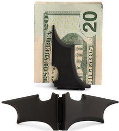 Sujetador de Billetes de Batman.