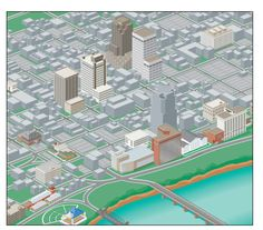 Del Tech Owens Campus Map.23 Best 3d Campus Conceptual And City Map Illustration Images
