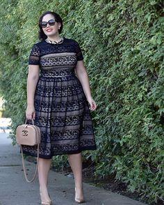 "5 It girls e modelos ""plus size"" para seguir Check out 5 it girls and plus size models to get Plus Size Fashion For Women, Plus Size Womens Clothing, Clothes For Women, Curvy Outfits, Fashion Outfits, Fashion Ideas, Fashion Styles, Style Fashion, Plus Size Dresses"