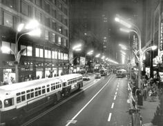 My Kind Of Town, My Town, Chicago Photos, State Street, Times Square, Past, Street View, Night, City