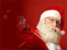 FREE Santa Holiday Card on http://www.icravefreebies.com/
