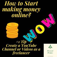 If you seeking for ideas what you could do to start earning online be part of the  YouTube family and either you want to or you don't want to show yourself you have limitless opportunity with it.  #financially #financiallyfree #financialeducation #financialbooks #financialfreedom💰 #financialblueprint #financialindependence #richdadpoordad #roberttkiyosaki #influencerstyle #investinyourfuture #believeinsuccess #bethewolf #financialbreakthrough #youtubesuccess #youtubevideos #youtubeforbusiness # Online Earning, Make Money Online, How To Make Money, Robert T Kiyosaki, Rich Dad Poor Dad, Opportunity, Freedom, Success, Tips