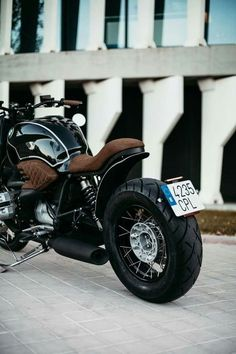 "equestriagardens: ""BMW custom cafe racer "" fresh*"