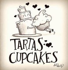 Tartas & cupcakes - www.dirtyharry.es