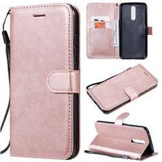Retro Greek Classic Smooth PU Leather Wallet Phone Case for Mi Xiaomi Redmi 8 - Rose Gold - Xiaomi Redmi 8 Cases - Guuds Leather Wallet, Pu Leather, Nokia 1, P8 Lite, Galaxy Note 3, A30, Leather Material, Iphone 8 Plus, Greek
