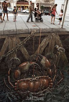 """Julian Beever 