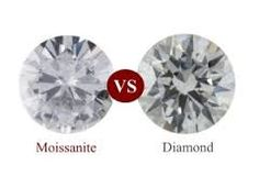 Moissanite vs. Diamond: How Can You Tell the Difference?