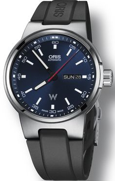 Oris Watch Williams Day Date Rubber Pre-Order #basel-15 #bezel-fixed #bracelet-strap-rubber #brand-oris #case-material-steel #case-width-42mm #date-yes #day-yes #delivery-timescale-call-us #dial-colour-blue #gender-mens #luxury #missing-supplier-info #movement-automatic #new-product-yes #official-stockist-for-oris-watches #packaging-oris-watch-packaging #pre-order #pre-order-date-30-07-2015 #preorder-july #style-dress #subcat-williams-f1-team #supplier-model-no-01-735-7716-4155-rs…