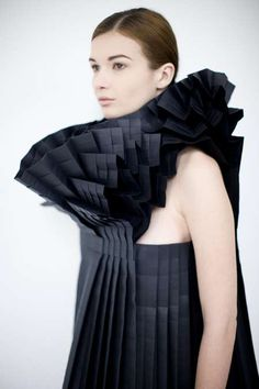 origami morana kranjec london fashion week fashion